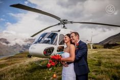 This couple added a hell wedding shoot to take their Bride & Groom photos, taking them to the surrounding beautiful mountains of Wanaka. By Dan Childs at 222 Photographic Studios, Queenstown, New Zealand.