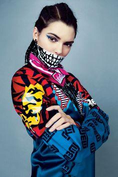 Kendall Jenner for Teen Vogue, September 2014 Photographed by: Emma Summerton
