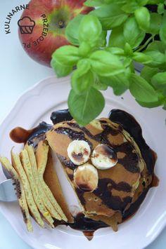 Pancakes - przepis na najlepsze amerykańskie placki - KulinarnePrzeboje.pl Summer Recipes, Pancakes, Food And Drink, Pudding, Breakfast, Ethnic Recipes, Summer Food, Recipies, Morning Coffee