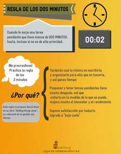 La regla de los dos minutos