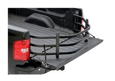 V-Shape design is the perfect mix of form and function that keeps your gear secure.Provides the extra clearance needed when used with some tonneau cover rails. Flip it out with the tailgate open to gain up to 2-feet of enclosed cargo area. Flip it inside and close the tailgate to keep tools and smaller cargo contained in the truck bed. Visit: http://www.racknroad.com/product/amp-bed-extender-hd-sport-black.html