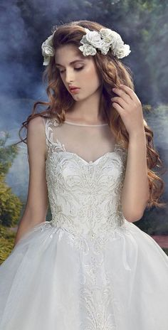 Milva 2016 Wedding Dresses Fairy Garden Collection