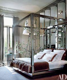 Look Inside Elie Saab's Opulent Paris Apartment Photos | Architectural Digest