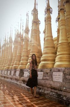 Indein Pagoda is to the south west of Inle Lake, in Shan State of Myanmar. How to get to Indian Pagoda, Indian Pagoda price Monument Valley, Pictures, Photos, Grimm