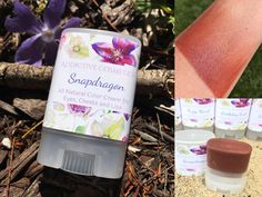 NEW! SNAPDRAGON Color Cream for Eyes, Cheeks and Lips! All Natural and Vegan Friendly. by AddictiveCosmetics on Etsy