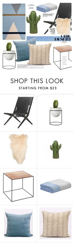"""chic desert"" by ghomecollection ❤ liked on Polyvore featuring interior, interiors, interior design, home, home decor and interior decorating"