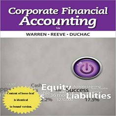 Advanced accounting 12th edition fischer test bank free download corporate financial accounting 12th edition warren reeve and duchac solution manual fandeluxe Image collections