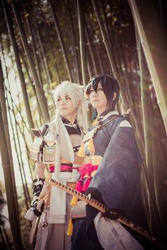 BAOZI and HANA(包子 & HANA) MikazukiMunetika Cosplay Photo - WorldCosplay