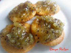 Dolly's Recipes N' more: Mermelada de Kiwi y Peras!!