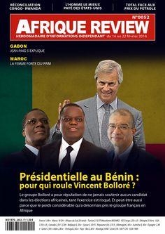 Afrique Review cette semaine du 16 au 22 fevrier 2016