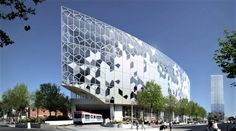 Calgary Library (by Snohetta, Calgary, Canada) 8 buildings we are waiting for in 2018