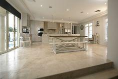 Modern and Traditional Kitchen Floor Tiles - http://www.psychedelickitchen.org/modern-traditional-kitchen-floor-tiles/