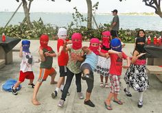 Ninjago Birthday Party - diy ninja masks