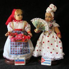 ESLOVENIA Y CUBA. WWW.RAPHAELPUELLO.COM./ARTESANÍAS/VESTIDOS DELMUNDO.