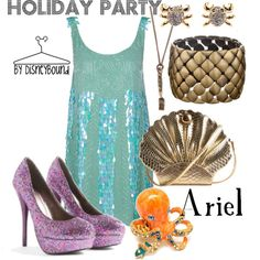 Ariel, created by lalakay.polyvore.com