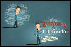 ¡Nuevos cómics de humor en El Definido! con ustedes: Ninico Comics