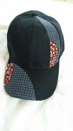 Check out this item in my Etsy shop https://www.etsy.com/listing/236679787/ekoti-unisex-ankara-cap-black