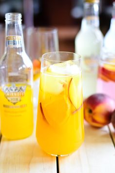 Blazin' Bulleit - a delicious, lethal bourbon + Smirnoff Ice for Superbowl Sunday! Drinks Alcohol Recipes, Non Alcoholic Drinks, Fun Drinks, Cocktails, Cocktail Recipes, Drink Recipes, Beverages, Mango Daiquiri, Smirnoff Ice