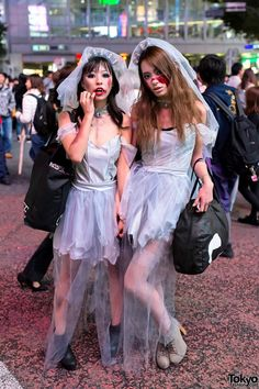 Halloween in Japan - Shibuya