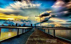 Sunset @ Woodland Waterfront Park by GohRaymond Photography on 500px