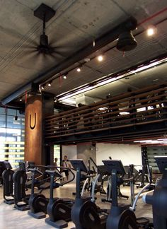 168 best Gym Interiors images on Pinterest | Gym, Workout stations ...