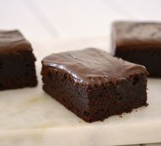 Chocolate Milo brownies