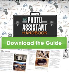 The 40+ items every photo assistant needs to know.  The Photo Assistants Handbook