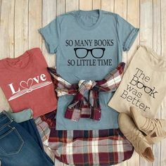 If you or someone you know is a book lover, grab a CUTEBook Lover Tee for just $13.99 right now! There are five phrases and 13 colors to choose from. This would be such a fun gift idea for a …