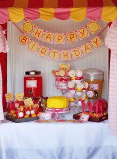 Birthday Party Ideas - Blog - LEMONADEPARTY