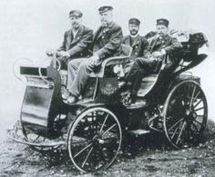 1897 Tatra President First Car