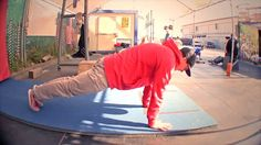"""How to do the Planche Hold made famous by Emily Blunt in """"Edge of Tomorrow"""" 