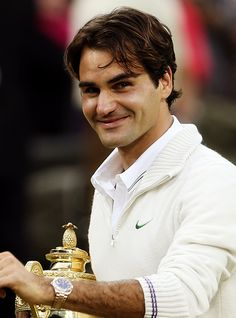 """globeflower: """" Roger Federer, do you even realize what you've just done? You flawless, flawless man! """""""