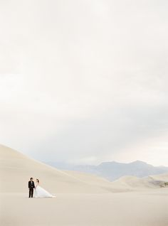 death valley sand dunes wedding