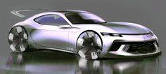 Simon Wells, University of Cincinnati, DAAP Automotive designer in Detroit, enjoy! Car Design Sketch, Car Sketch, University Of Cincinnati, Machine Design, Transportation Design, Design Reference, Car Ins, Wells, Concept Cars