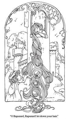 ausmalbilder kostenlos – Märchen, die Färbung der Blätter! -malvorlagen vol 3661   Fashion & Bilder
