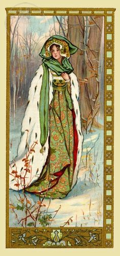 Andes Stoves Trade Card 4, Art Nouveau, early 1900s | Stomping Grounds