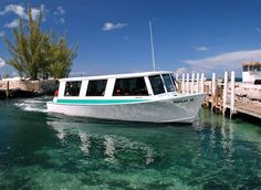 Ferry from Treasure Cay to Green Turtle Cay