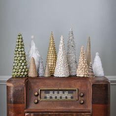 "The ""Modern Christmas Tree"" on the blog!"