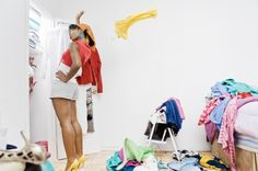 The Confident Style Creators blog on decluttering your wardrobe