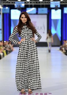Feeha Jamshed collection at PFDC Sunsilk Fashion Week 2013.