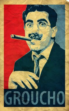With Groucho We Can!
