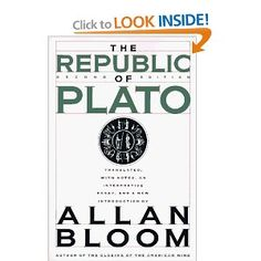 allan bloom interpretive essay