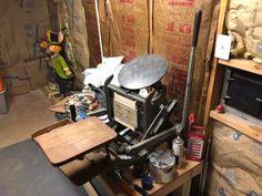 Craftsman Monarch table top press