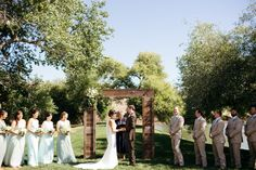 Weddings at Greengate Ranch, San Luis Obispo