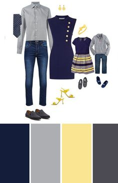 Summer Family Picture Outfits Discover Best Colors for Outdoor Family Pictures
