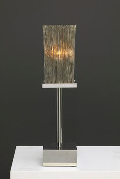 Bowing gently in the wind, yet remaining fundamentally untouched by the forces that surround us, Broom echoes the importance of agility in life. Modern Light Fixtures, Modern Lighting, Lighting Design, Table Lamp, Sculpture, Contemporary, Handmade, Life, Inspiration