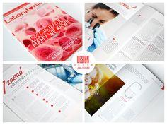 Skład i opracowanie graficzne | Laboratorium Zdrowia #sklad #grafika