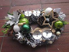 Svietidlá a sviečky - svietnik vianočný 40cm-8 - 5997808_