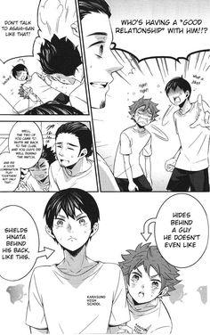 Haikyu!! Dj - Aa, Barairo No Hibi Ch.1 Page 2 - Mangago