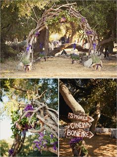 rustic wedding  #